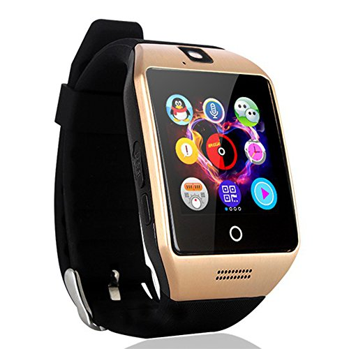 AGPtek Q18s Smartwatch Bluetooth 3.0 mit 1.54
