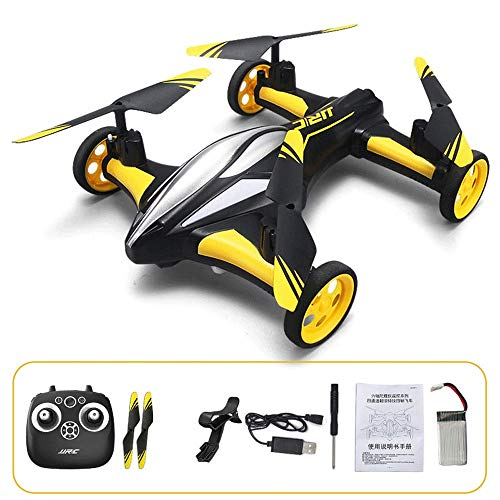 Lihgfw Fernbedienung Flugzeug-Modell Flugzeug Land und Luft amphibische Professionelle Luftaufnahmen Neben einem HD-Flugzeuge Kinder Boy Toy Dual-Use = Fernbedienung Auto + Fernbedienung Flugzeug Best