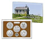 2020 S` America the Beautiful 2020 San Francisco Minted America The Beautiful Quarters Proof Set 25C PR
