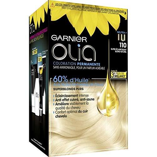 Garnier Superaufhellende Haarfarbe 110 - Olia - Das Set