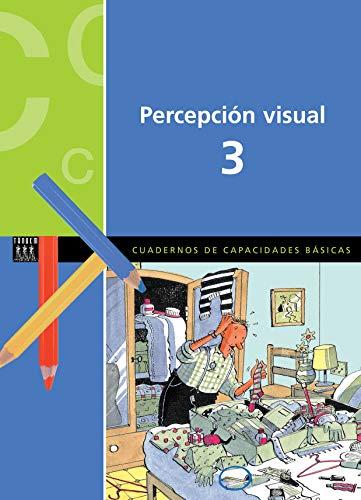 Percepción visual 3 (Capacidades Básicas Primaria) - 9788415554752