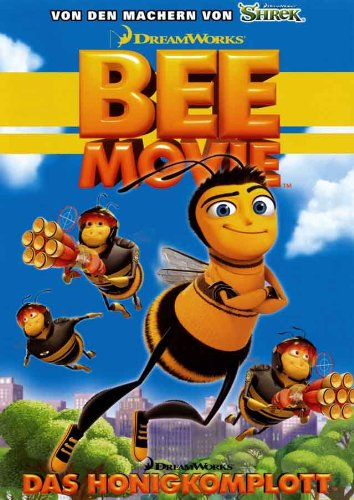 Bee Movie - Das Honigkomplott [dt./OV]