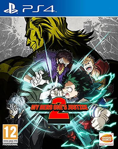 My Hero : One's Justice 2 pour PS4
