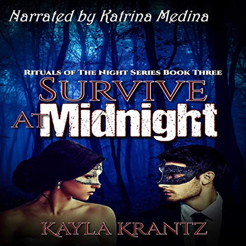 Survive at Midnight audiobook cover art