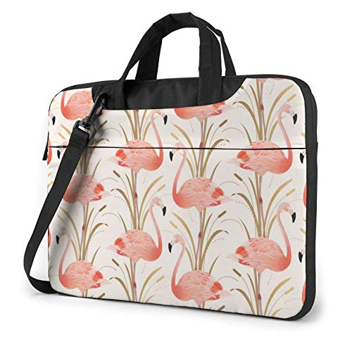 XCNGG Bolso de hombro Computer Bag Laptop Bag Carrying Laptop Case, Fragrant Flower Computer Sleeve Cover with Handle, Business Briefcase Protective Bag for Ultrabook, MacBook, Sony, Notebook 13 inch