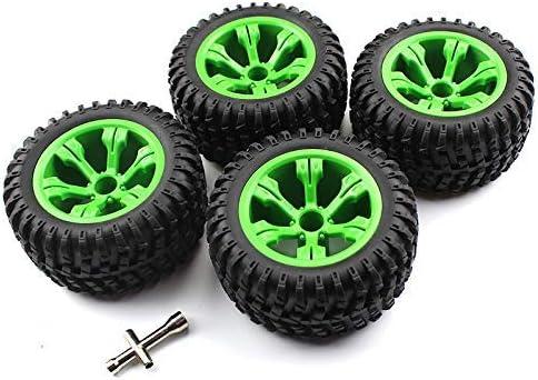 Zholuzl Precision 4Pcs Rubber Hub Wheel Tire Up Tyre Widened Price 4 years warranty reduction Rim