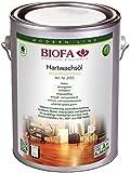 Biofa hartwachsöl satiné 2,5 l