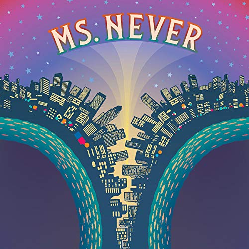 Ms. Never Audiobook By Colin Dodds cover art
