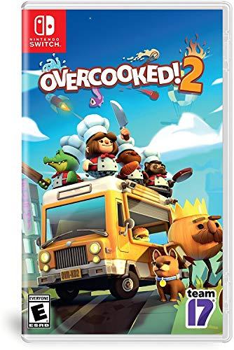 Overcooked! 2 - Nintendo Switch