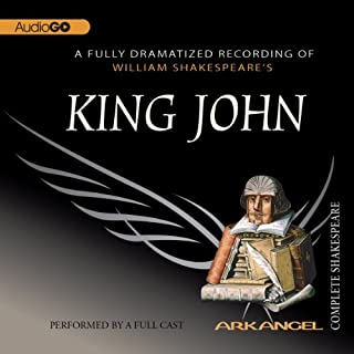 King John: The Arkangel Shakespeare cover art