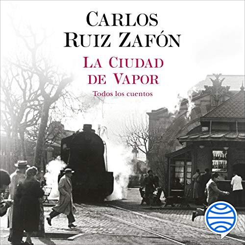 Diseño de la portada del título La Ciudad de Vapor