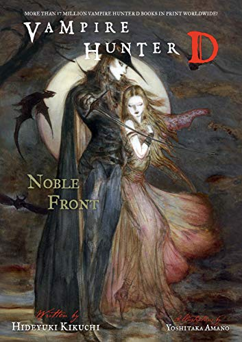 Vampire Hunter D Volume 29: Noble Front