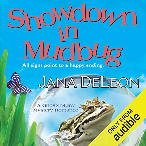 Showdown in Mudbug cover art