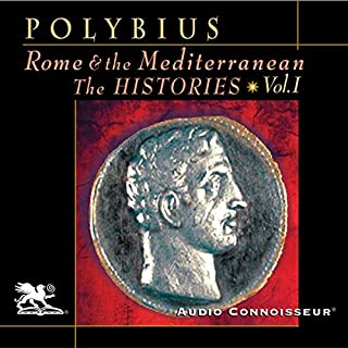 Rome and the Mediterranean Vol. 1 cover art