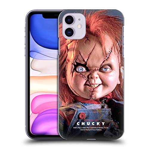Head Case Designs Officially Licensed by Bride of Chucky Doll Key Art Hard Back Case Compatible with Apple iPhone 11