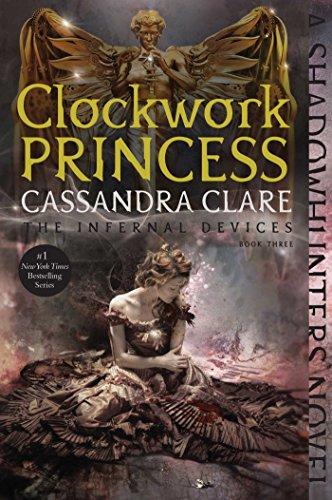 Amazon.com: Clockwork Princess (The Infernal Devices Book 3) eBook ...