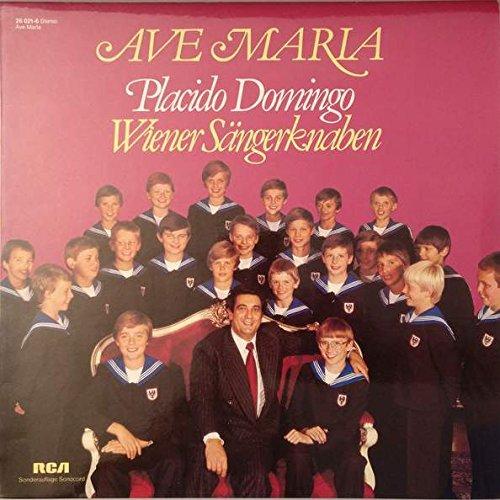Placido Domingo , Die Wiener Sängerknaben - Ave Maria - RCA - 26 021-6