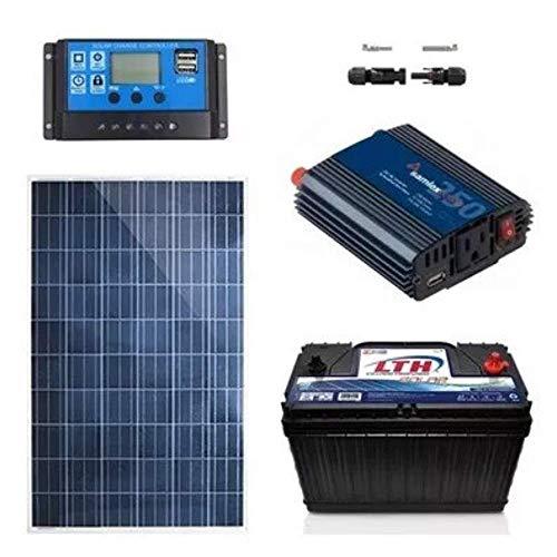 bateria lth l 51r 500 precio fabricante Mayorista Solar