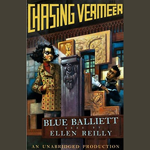 Chasing Vermeer cover art