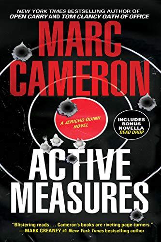 Active Measures (A Jericho Quinn Thriller Book 8)