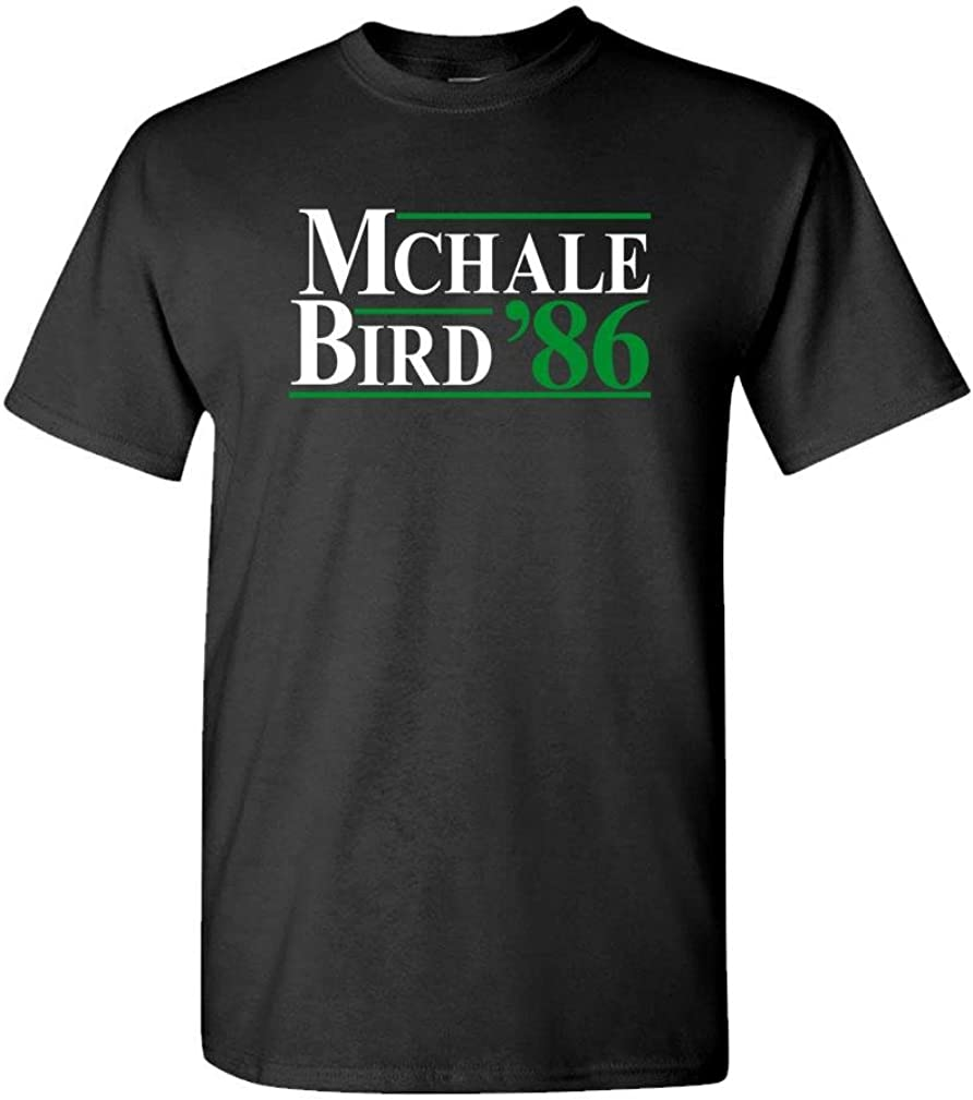 McHale Bird 86 - Basketball Larry Kevin 1986 - Mens Cotton T-Shirt