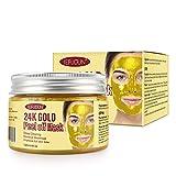 recensione 24k Gold Face Mask Peel