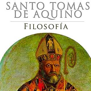 Santo Tomás de Aquino [St. Thomas Aquinas] audiobook cover art