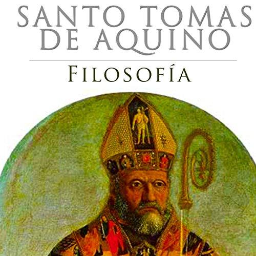 Santo Tomás de Aquino [St. Thomas Aquinas] cover art