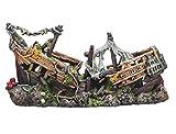 Nobby Adornos para Acuario, 2 Unidades, 57 x 26 x 29 cm