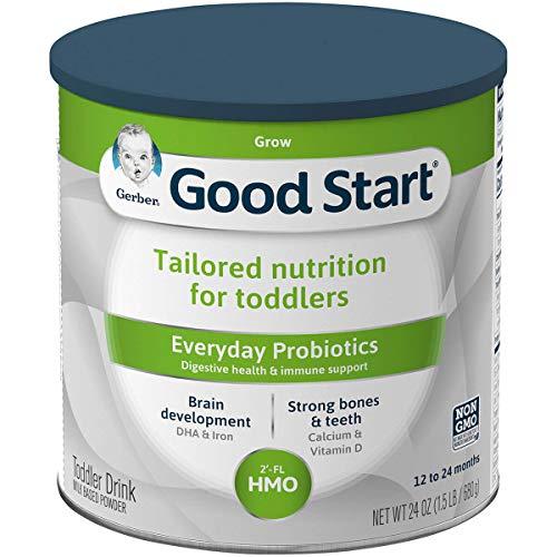 Gerber Good Start Grow Toddler Drink Powder, Stage 3, 24 Ounce