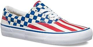 314fb34603 Vans ERA PRO 50th Anniversary 83 Stripes Checkers Mens Size 7.5  Skateboarding Shoes