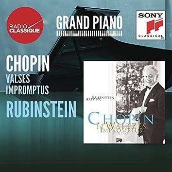 Chopin: Valses - Rubinstein