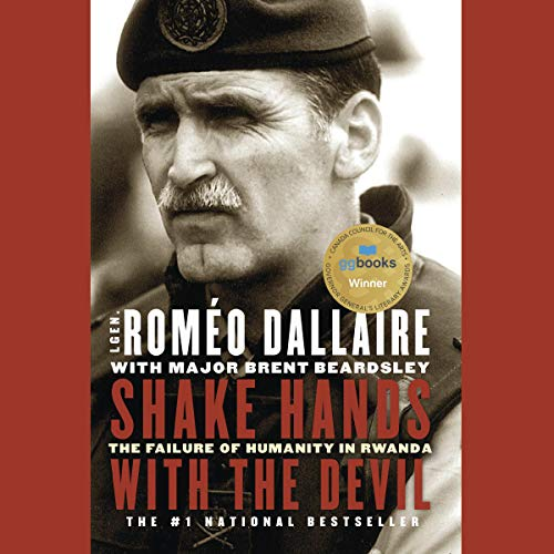 Shake Hands with the Devil Audiobook By Romeo Dallaire cover art