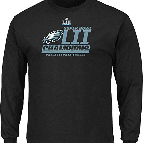 e4305a47 Philadelphia Eagles Super Bowl Champions Shirts: Amazon.com