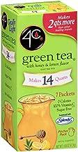 4C Green Tea Iced Tea Pitcher Pack 7 pk. (Pack of 3)