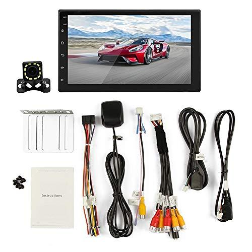 Katigan 7 Zoll Android 10.1 Autoradio Multimedia Video Player WiFi BT GPS Auto Stereo Doppel 2 Din Autoradio USB FM Radio