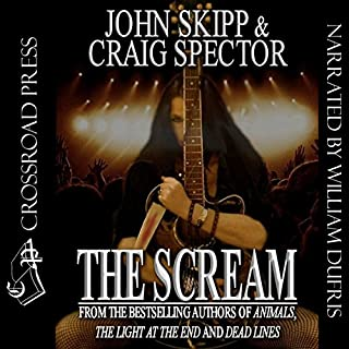 The Scream cover art