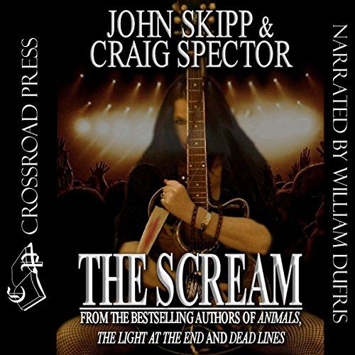 The Scream cover art