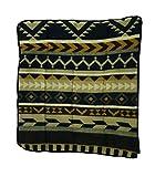 Zeckos Plush Fleece Cheyenne Throw Blanket 50 X 60 in.