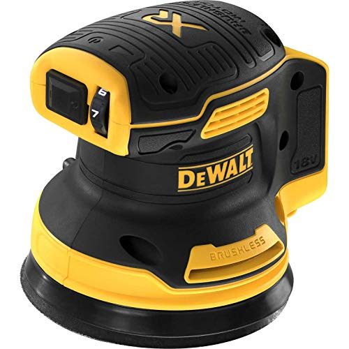 DeWalt DCW210N 18v XR Cordless Brushless Random Orbital Disc...