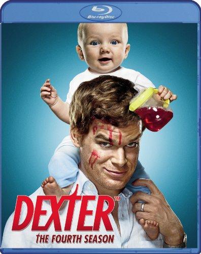 Dexter: Season 4 [Blu-ray]