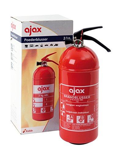 Ajax KP2 Brandblusser Poeder 2 kg
