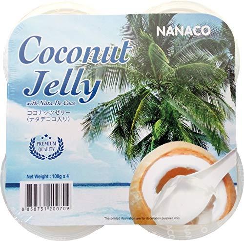 NaNaCo Pudding mit Kokosnuss, 432 g