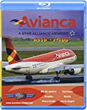 Avianca Airbus A319 & Fokker 100 [Blu-ray]
