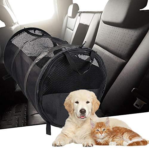 Farmer-W huisdier-autotas, opvouwbaar, huisdier-onderlegger, ademend, waterdicht, welcoming positief