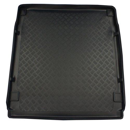 ZentimeX Z998641 Kofferraumwanne fahrzeugspezifisch schwarz RIFFELBLECH-DESIGN