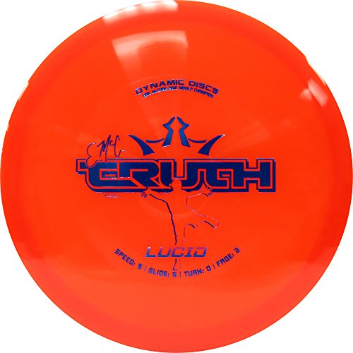 Dynamic Discs Lucid EMAC Truth Midrange Golf Disc [Colors May Vary] - 177-180g
