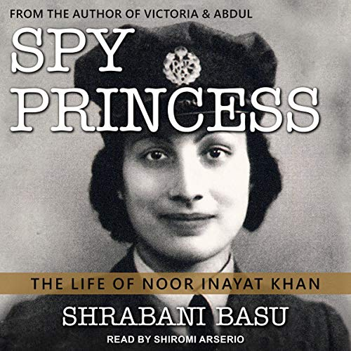 Spy Princess cover art
