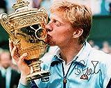 THEPRINTSHOP Limited Edition Boris Becker Signiert Foto