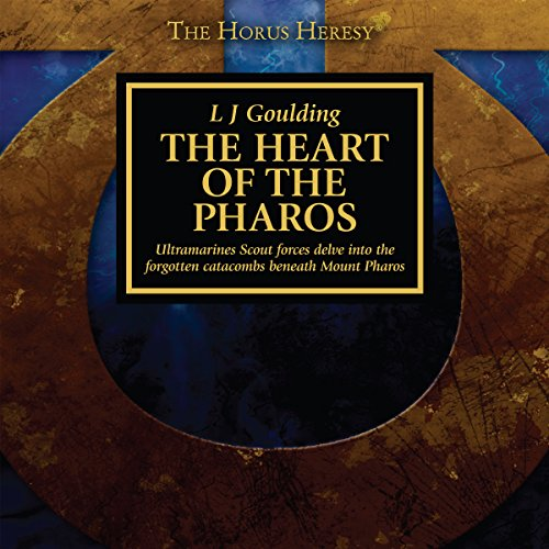 The Heart of the Pharos audiobook cover art